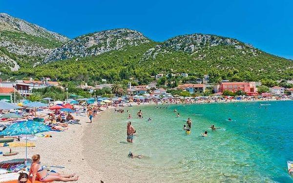 Chorvatsko - Klek autobusem na 10 dnů