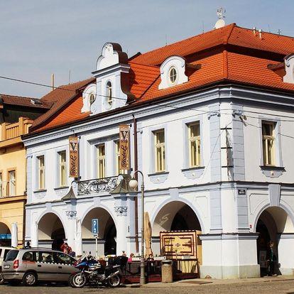Domažlice, Plzeňský kraj: Hotel Zlatá Včela