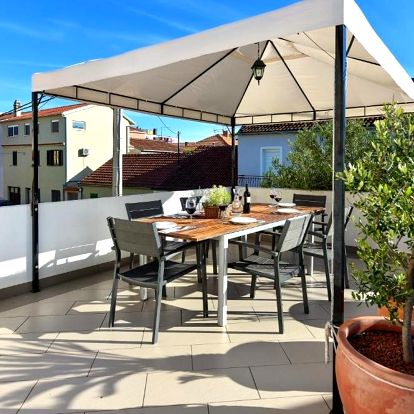 Chorvatsko, Biograd na Moru: Apartments Cala