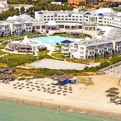Tunisko - Hammamet letecky na 7-15 dnů