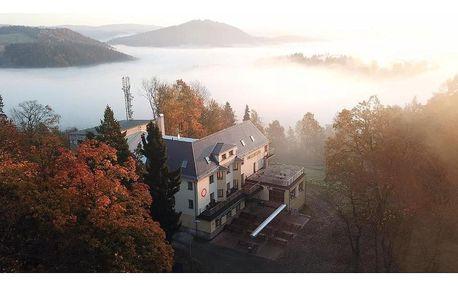Jizerské hory: Parkhotel Smržovka