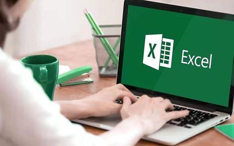 Online kurz MS Excel s certifikátem