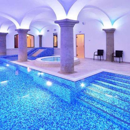 Hotel Malý Pivovar**** v Českém ráji s wellness