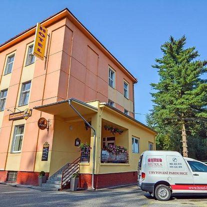 Pardubice, Pardubický kraj: Hotel Hůrka