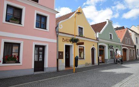 Třeboň, Jihočeský kraj: Apartmány Žlutý domeček
