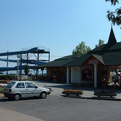 Balatonakali - kemp STRAND-HOLIDAY, Balaton