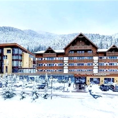 Jasná - Wellness Hotel CHOPOK, Slovensko
