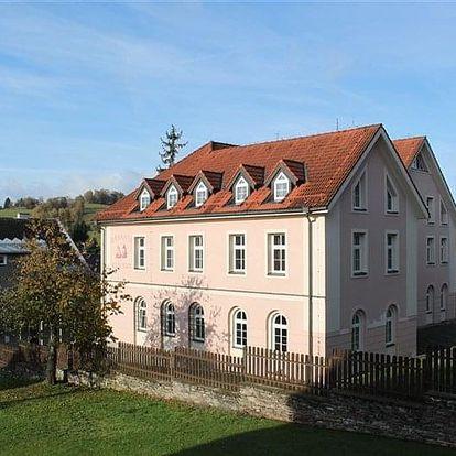 Kašperské Hory - penzion KAŠPERK, Česko