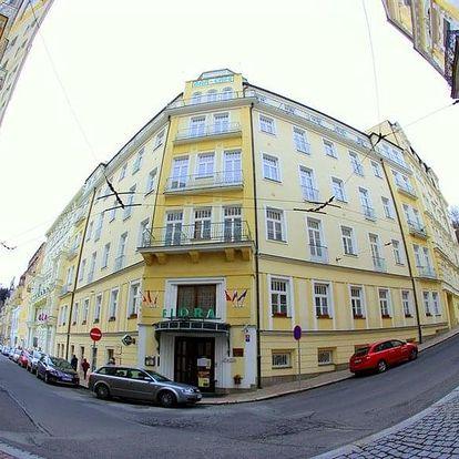 Mariánské Lázně - Hotel FLORA, Česko