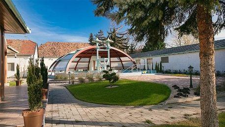 Mosonmagyaróvár - hotel AQUASOL Resort, Maďarsko