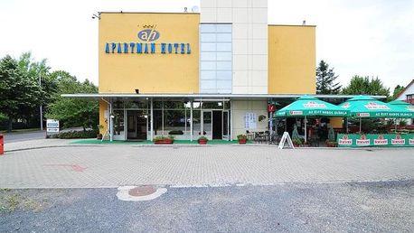Bük - hotel APARTMAN, Maďarsko