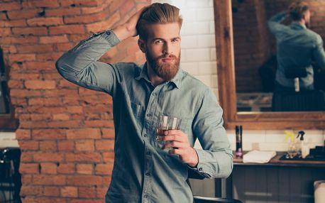 Barber shop: úprava vousů či módní pánský střih