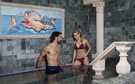 Ptuj, útulné bungalovy Terme Ptuj*** u termálních bazénů