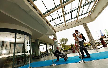 Moravske Toplice, hotel Livada Prestige***** s bazény s termální vodou