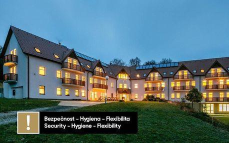 Krušné hory: Pytloun Wellness Hotel Hasištejn