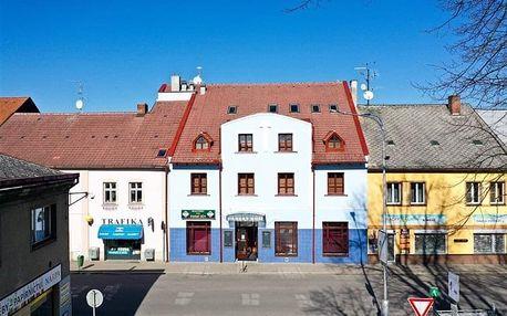Kostelec nad Orlicí - Hotel PANSKÝ DŮM, Česko