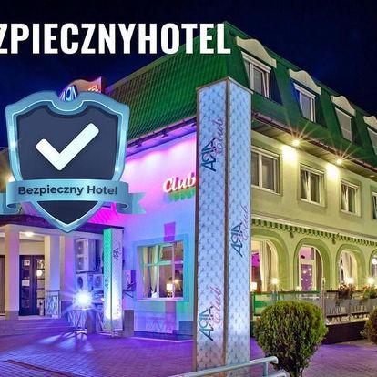 Polsko, Baltské moře: Hotel ARA - Dancing Club Restauracja ARA