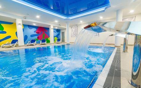 Polsko, Baltské moře: Hotel New Skanpol