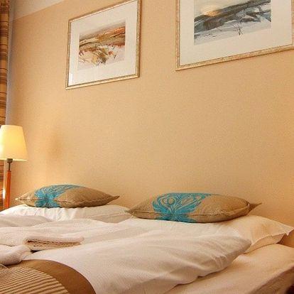 Karlovy Vary, hotel Marttel*** v klidné části města
