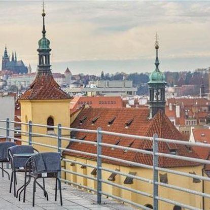 Praha na 4-29 dnů, snídaně v ceně