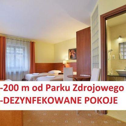 Polsko - Kudowa-Zdrój: Willa Pod Gwiazdami & SPA
