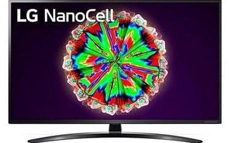 """Televize 55"""" LG 55NANO79"""