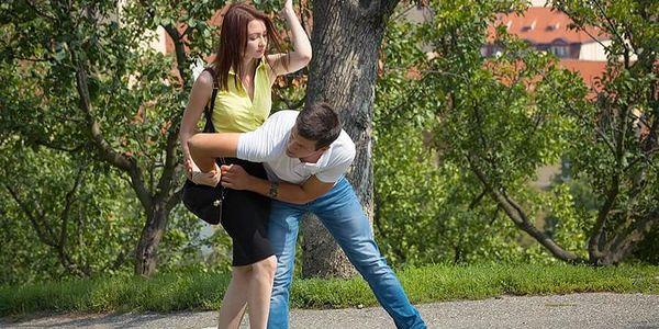 Základy sebeobrany pro ženy u vás doma