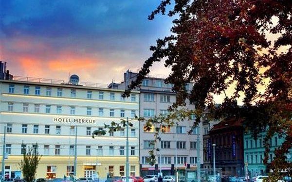 Praha na 4-27 dnů, snídaně v ceně