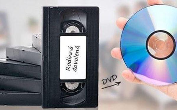 Převod 1 VHS kazety2