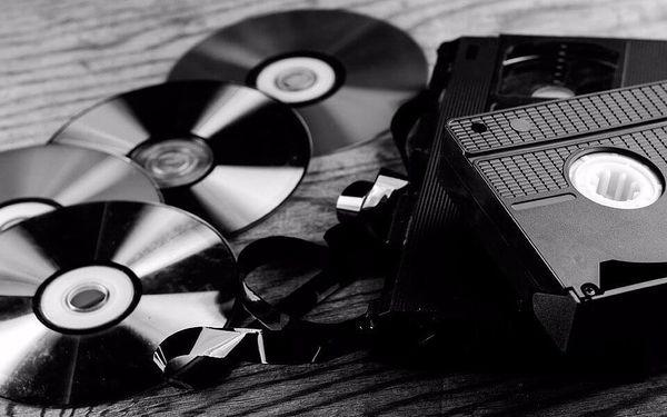 Převod 1 VHS kazety3