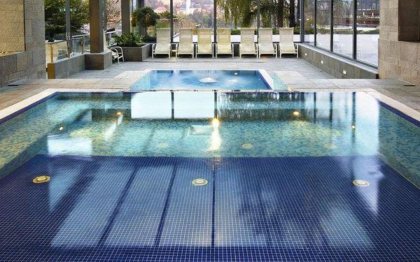 Bled, Hotel Savica Garni**** s nádhernými výhledy na jezero Bled