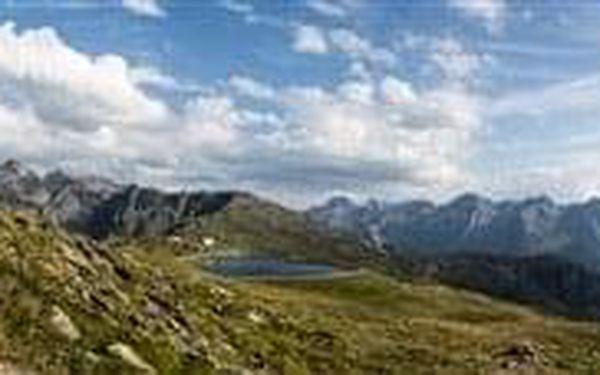 Údolí Pitztal a Cesta snů