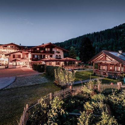 Rakouské Alpy: Hotel Bergzeit