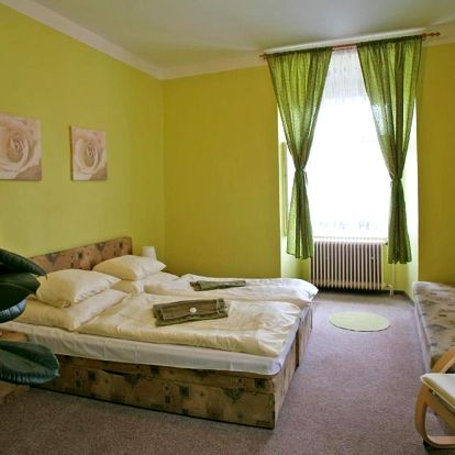 Plzeňsko: Hotel Zlaty Jelen