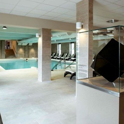 Moravske Toplice, hotel Termal**** s termální vodou
