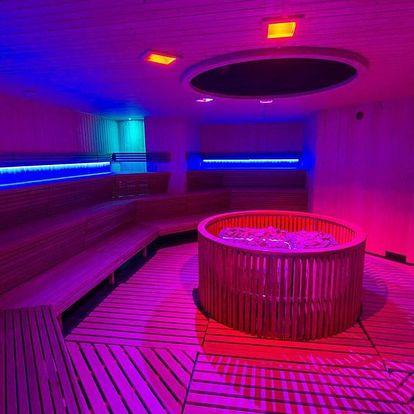 Poprad, hotel Riverside*** přímo u aquaparku s wellness zónou
