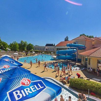Františkovy Lázně, hotel Belvedere*** se stylovou letní terasou