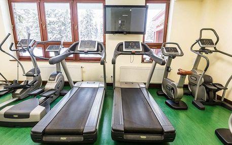 Štrbské Pleso, Wellness Hotel Borovica****