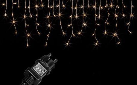 VOLTRONIC® 2054 Vánoční světelný déšť 400 LED teple bílá - 10 m