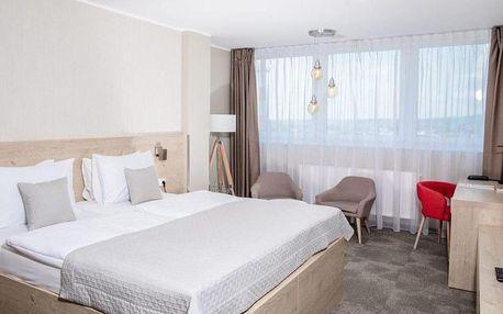 Jičín, hotel reSTART*** s neomezeným wellness