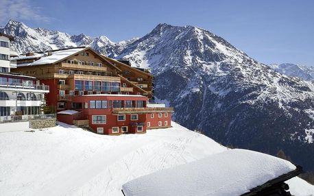 Rakouské Alpy: Hotel Alpenfriede