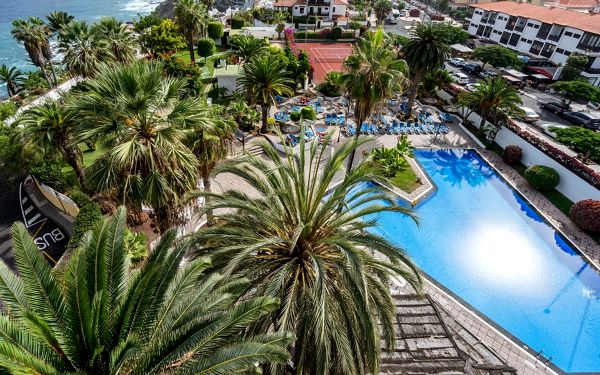Hotel Blue Sea Interpalace, Tenerife, letecky, polopenze2