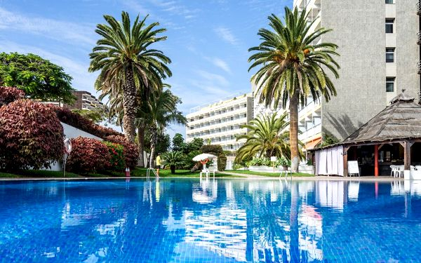 Hotel Blue Sea Interpalace, Tenerife, letecky, polopenze