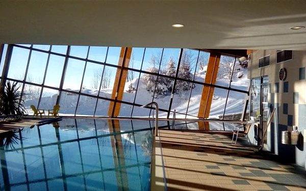 Štrbské Pleso - hotel TRIGAN SOREA, Slovensko, vlastní doprava, polopenze3