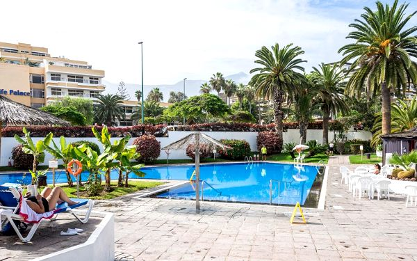 Hotel Blue Sea Interpalace, Tenerife, letecky, polopenze5
