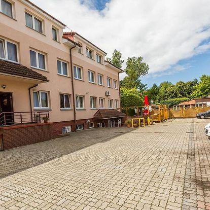 Polsko, Baltské moře: Hotel Sport