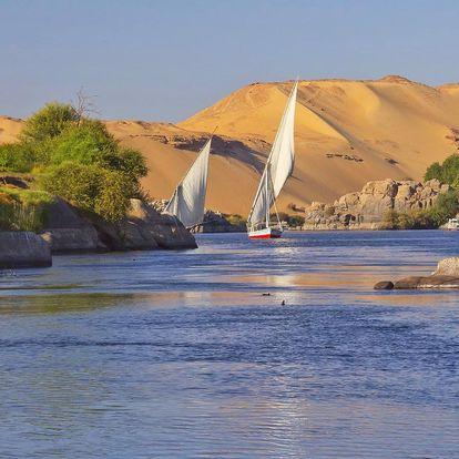 Egypt - Marsa Alam letecky na 11-15 dnů, strava dle programu