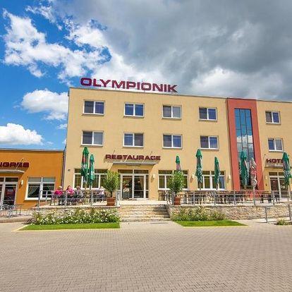 Mělník, Středočeský kraj: Hotel Olympionik