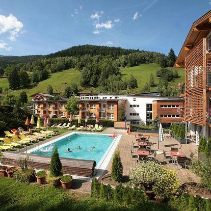 Rakousko, Zell am See: Hotel Der Waldhof
