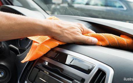 30–240 min. pro čistější vůz: od mytí po tepování
